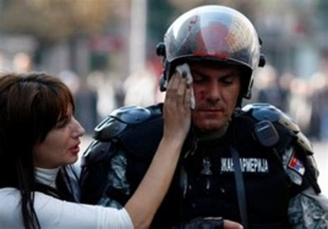 EU official: Anti-gay riots in Serbia send wrong message